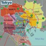 tokyo map tokyo city guide 3 150x150 Tokyo Map   Tokyo City Guide