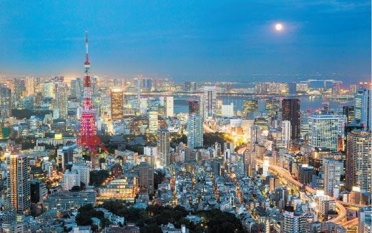 tokyo map tokyo city guide Tokyo Map   Tokyo City Guide