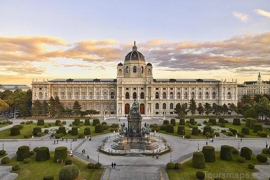 %name The Kunsthistorisches Museum Vienna