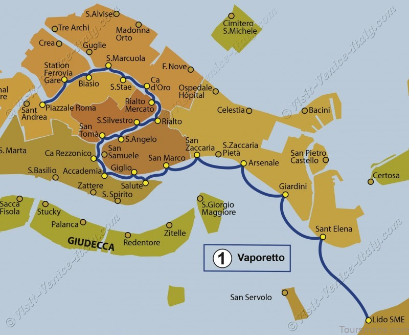 %name Venice Map   Detailed City and Metro Maps of Venice