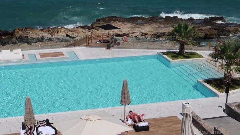 %name Abaton Island Resort & Spa Crete, Greece