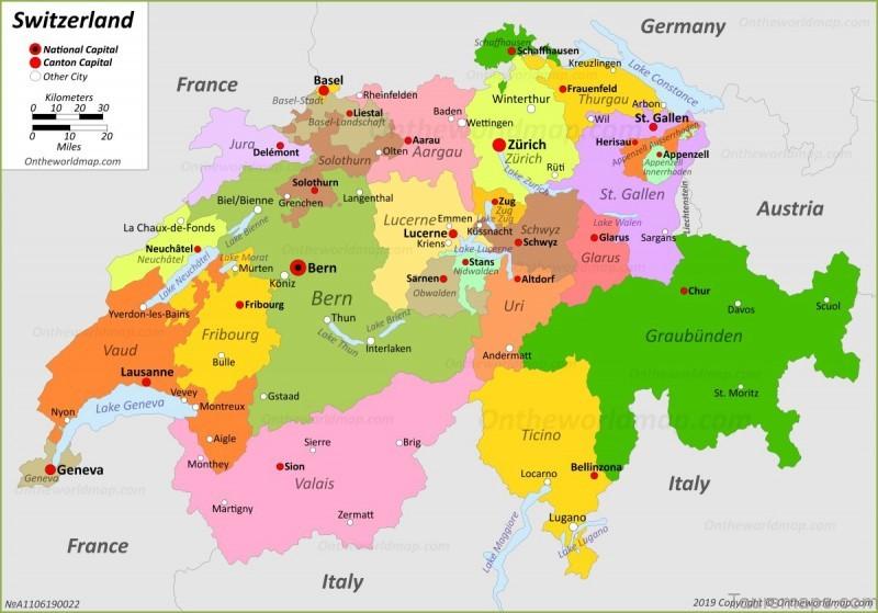 %name Top 10 Reasons to Visit Switzerland