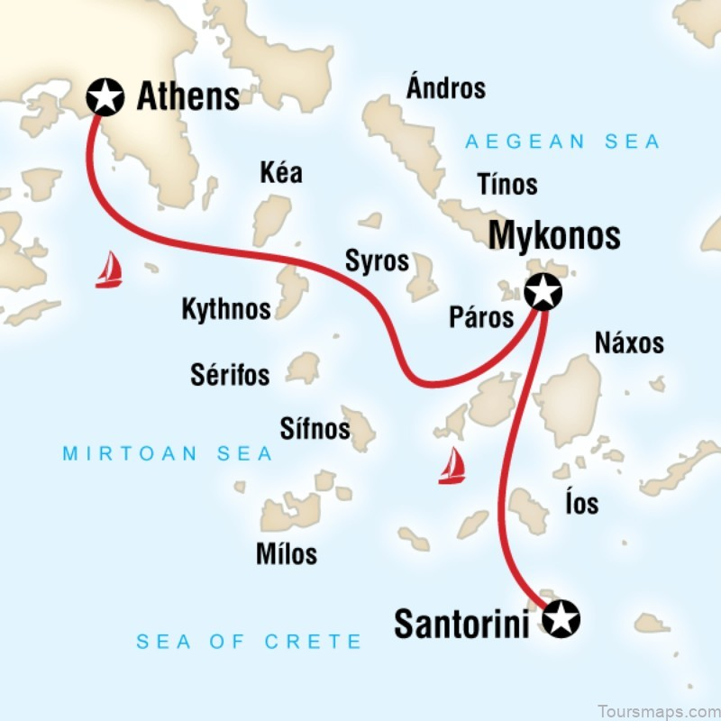 %name Reviews: Canaves Oia Epitome   Map of Santorini Greece   Where to Stay in Santorini Greece