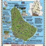 %name Map of Barbados   Holiday in Barbados